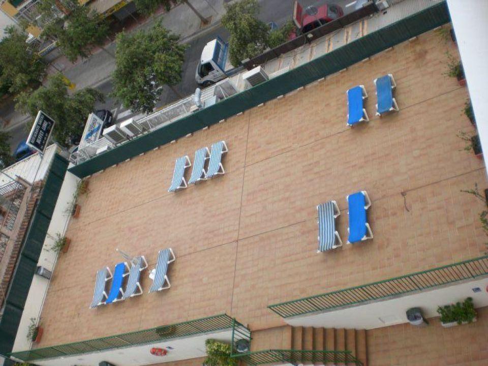 Sonnenterrasse Hotel Roc Leo