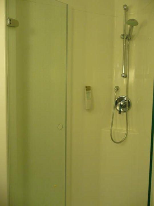 Dusche Hotel Ibis Alsterring