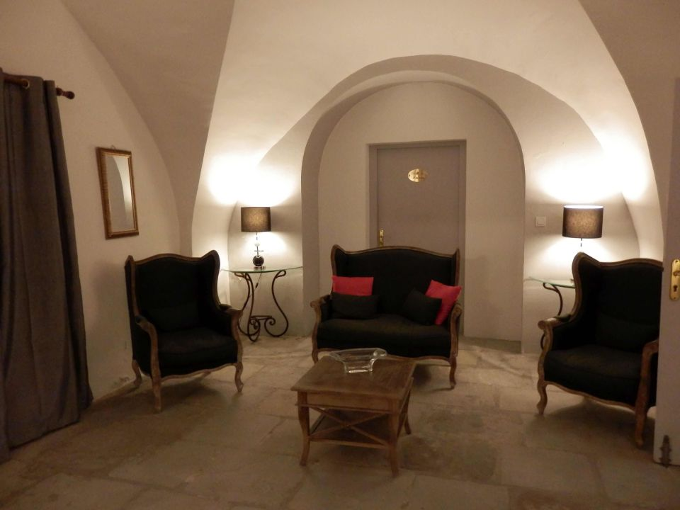 Foyer De Hotel : Bild quot foyer zu h�tel marquis de la baume in nimes