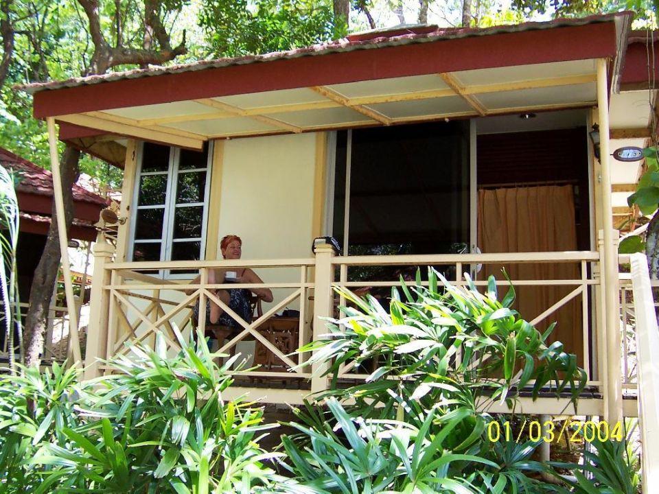 Bungalow Aussen Hotel Mutiara Burau Bay Resort