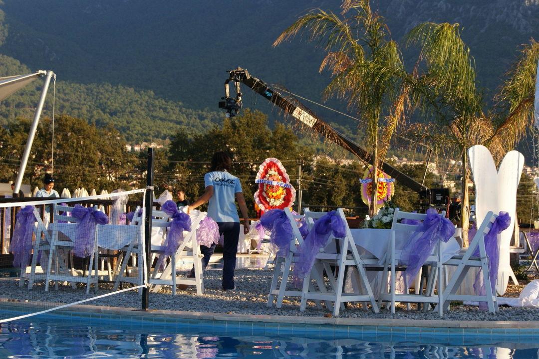 Kameraanlage Fur Hochzeitsfeier Sahra Su Holiday Village Spa