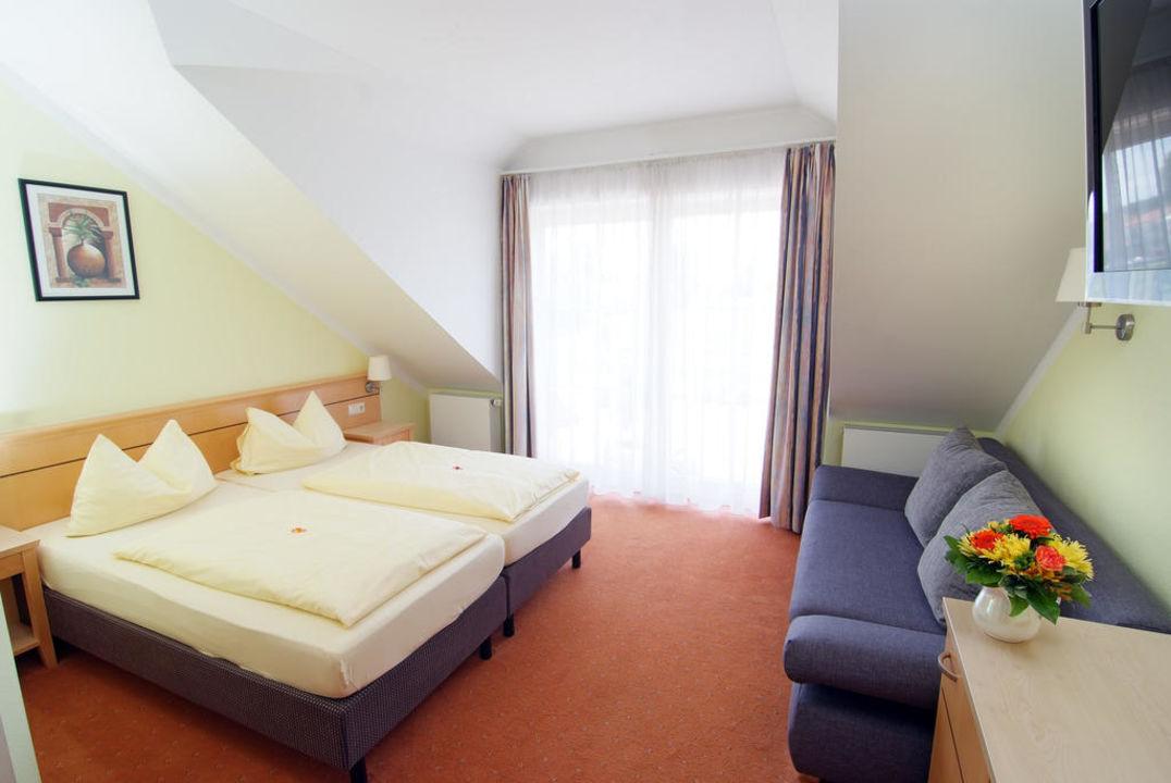 Doppelzimmer Hotel Nummerhof