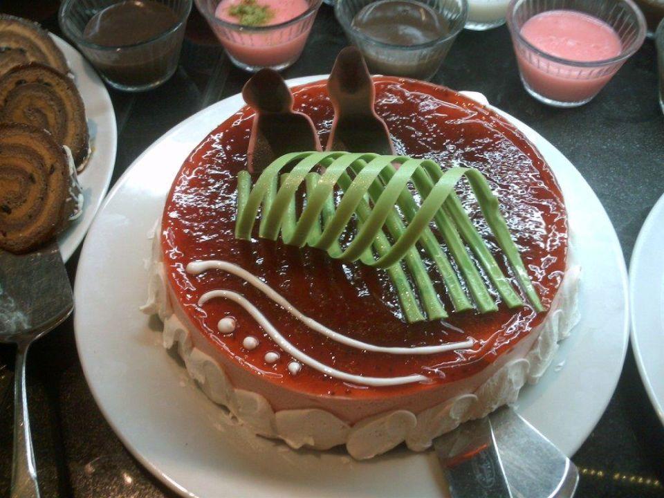 Kuchen Innvista Hotels Belek
