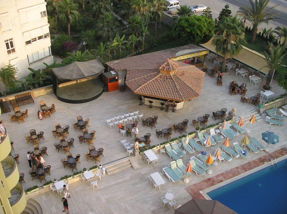 Pool-Bar Hotel Happy Elegant