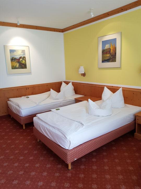 Zimmer Strandhotel Seehof