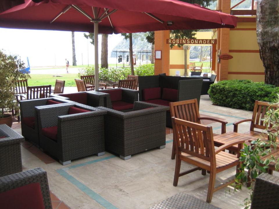 Neue Sitzmöglichkeiten ROBINSON CLUB CAMYUVA - Adults only