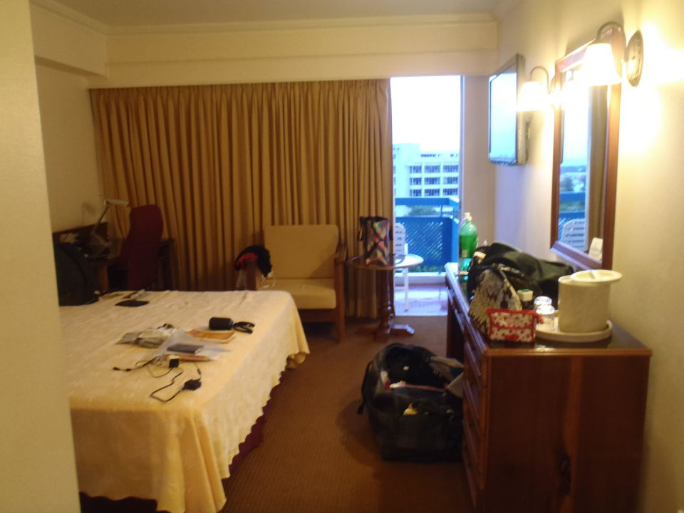 Blick ins Zimmer Jamaica Pegasus Hotel
