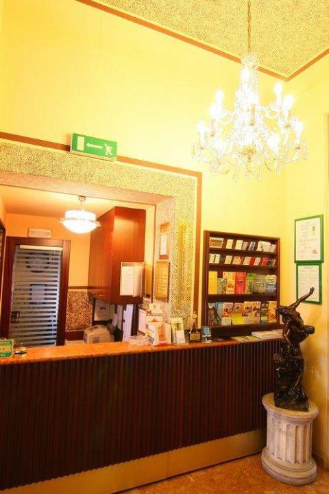 Hall Hotel Piemonte
