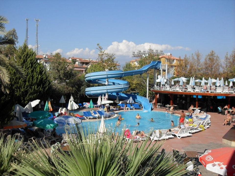 Pool Dosi Hotel