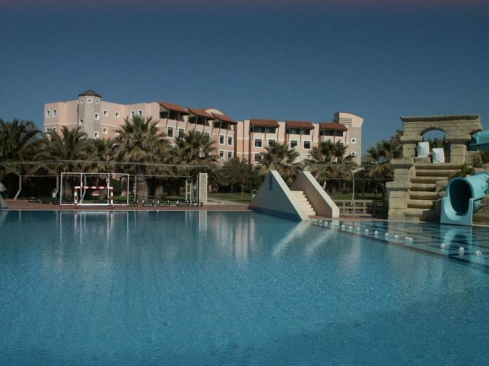 Club Mega Saray - Pool und Haupthaus Club Mega Saray