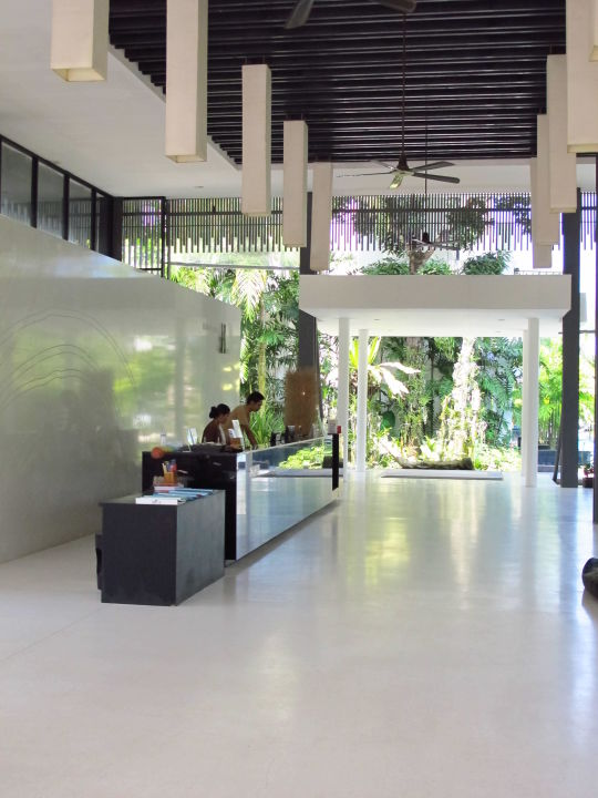 Lobby Hotel The Chill Koh Chang
