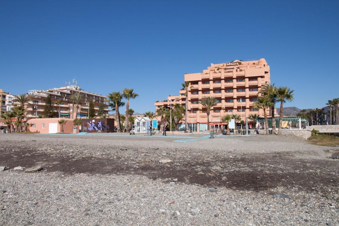 Almunecar Playa Spa Hotel Almunecar Costa Tropical