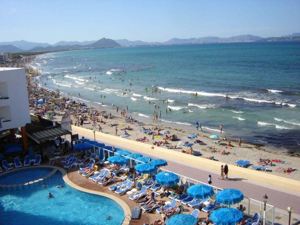 Hotel Can Picafort Gran Bahia