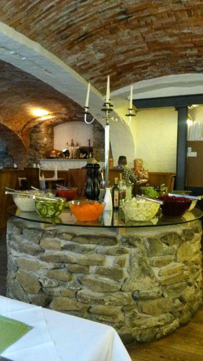 Salatbüffet Hotel-Gasthof Zum Bach