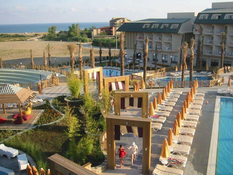 Pool Hotel Novum Garden Side