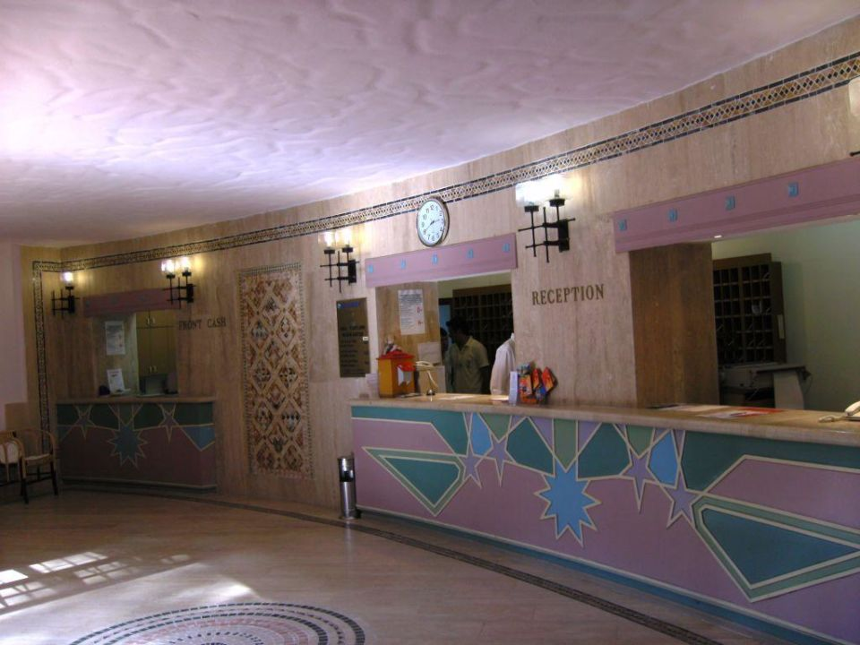 Rezeption Ulusoy Kemer Holiday Club