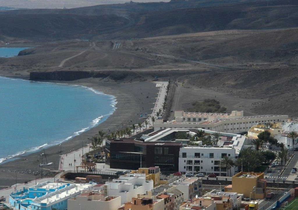 Hotel und strand r2 design bahia playa tarajalejo for Designhotel fuerteventura