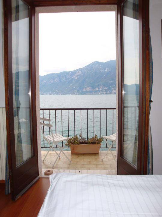Zimmerausblick Hotel La Caletta Bolognese