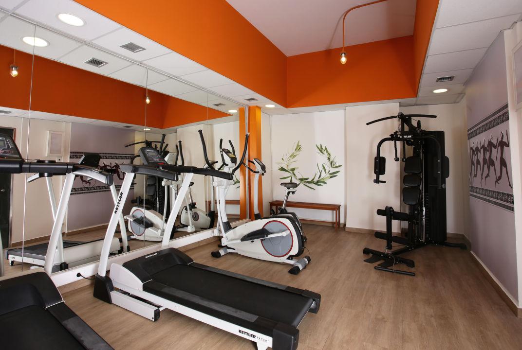 Sport & Freizeit Hotel Evripides