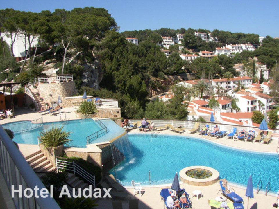 Hotel-Pool Hotel Artiem Audax Spa & Wellness Centre