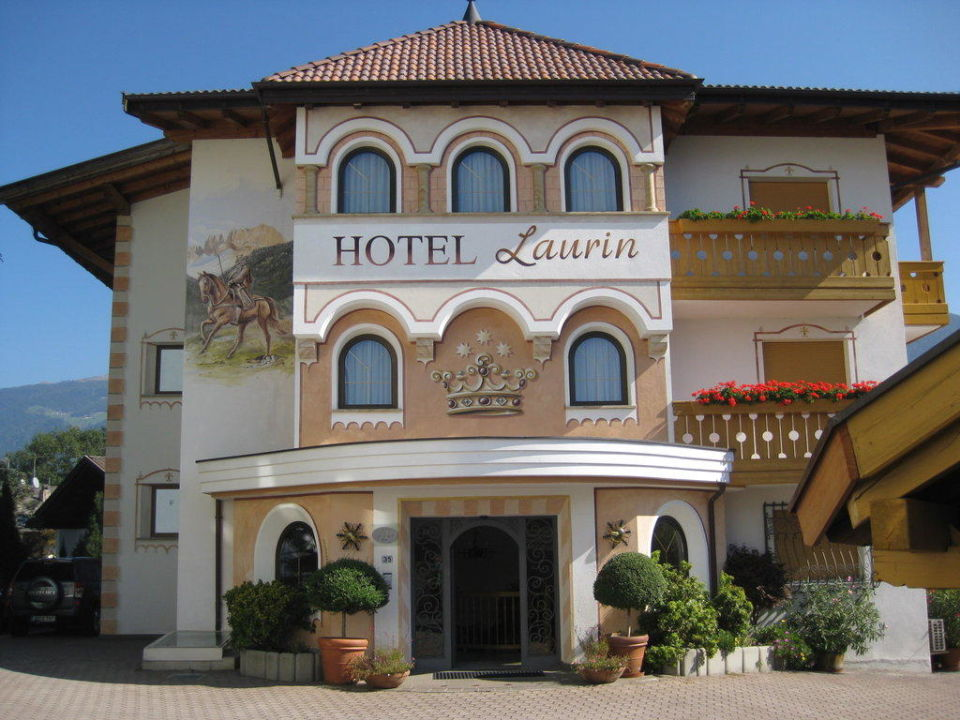 Hotel Laurin Italien