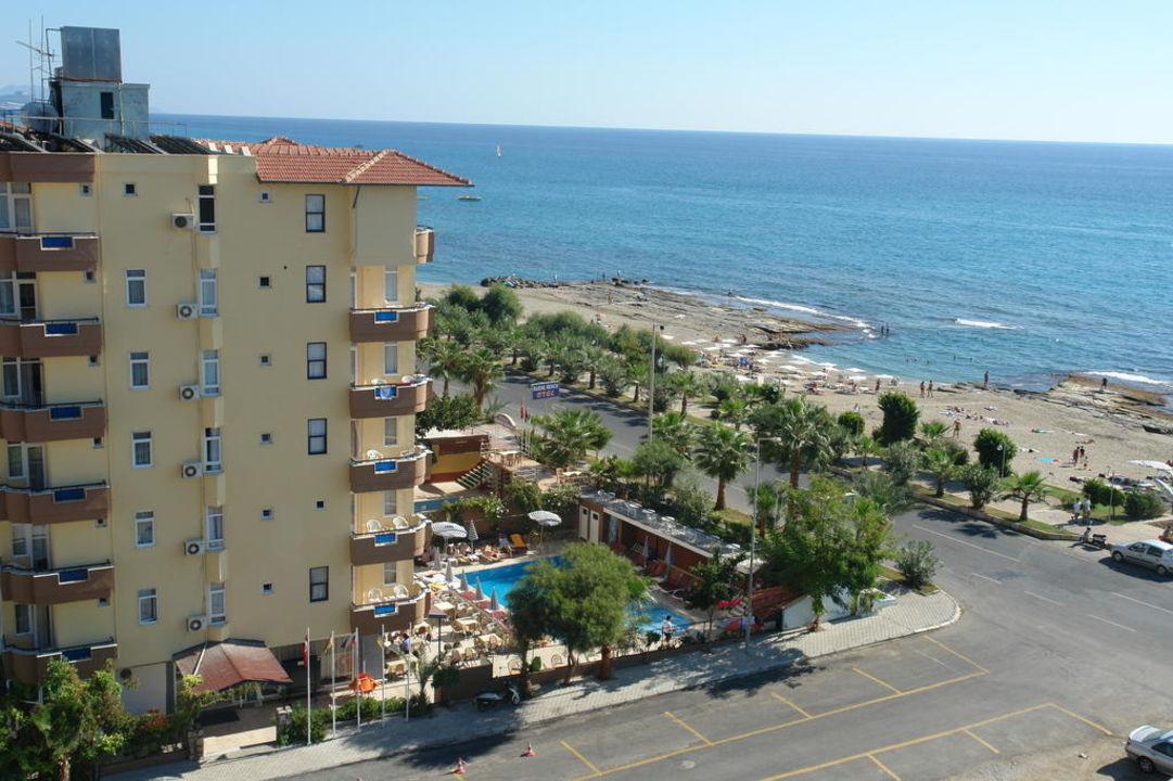 Aussenansicht Semt Luna Beach Hotel