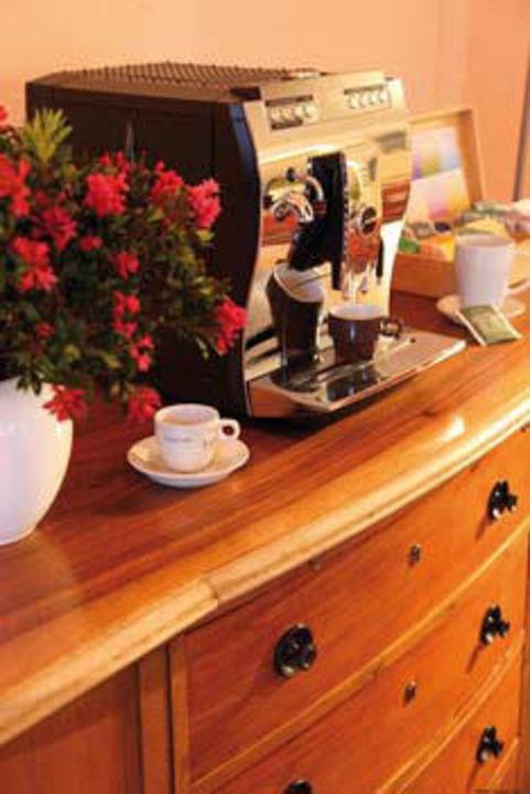 Gratis Kaffee und Tee im Salina Maris, Wallis Badehotel Salina Maris – Wellness & Vintage