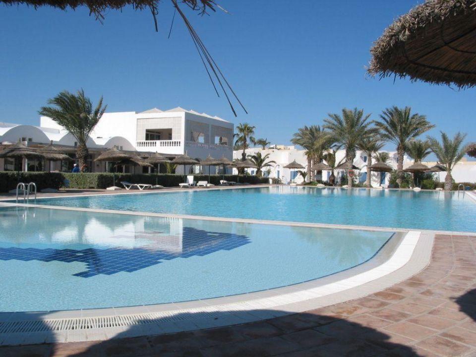 Unterer Pool Hotel Meninx