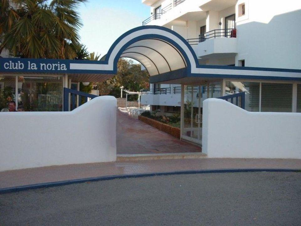 La Noria auf Ibiza Hotel La Noria