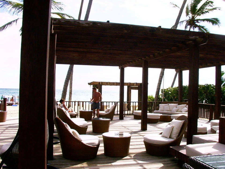 Strandbar Punta Cana Princess All Suites Resort & Spa