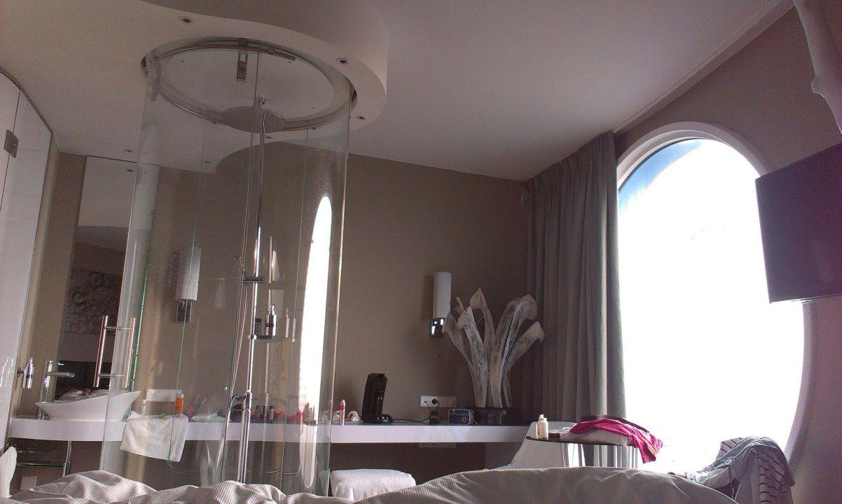 wntrze fletcher hotel amsterdam - Hotel Amsterdam Dusche Im Zimmer