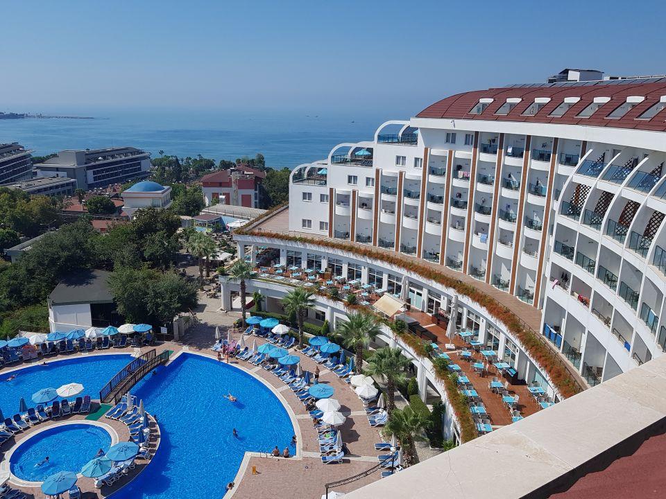 Außenansicht Side Prenses Resort & Spa