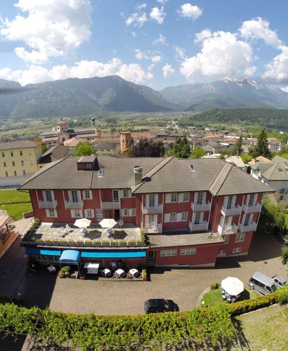 Vista dall'alto Hotel Sandro