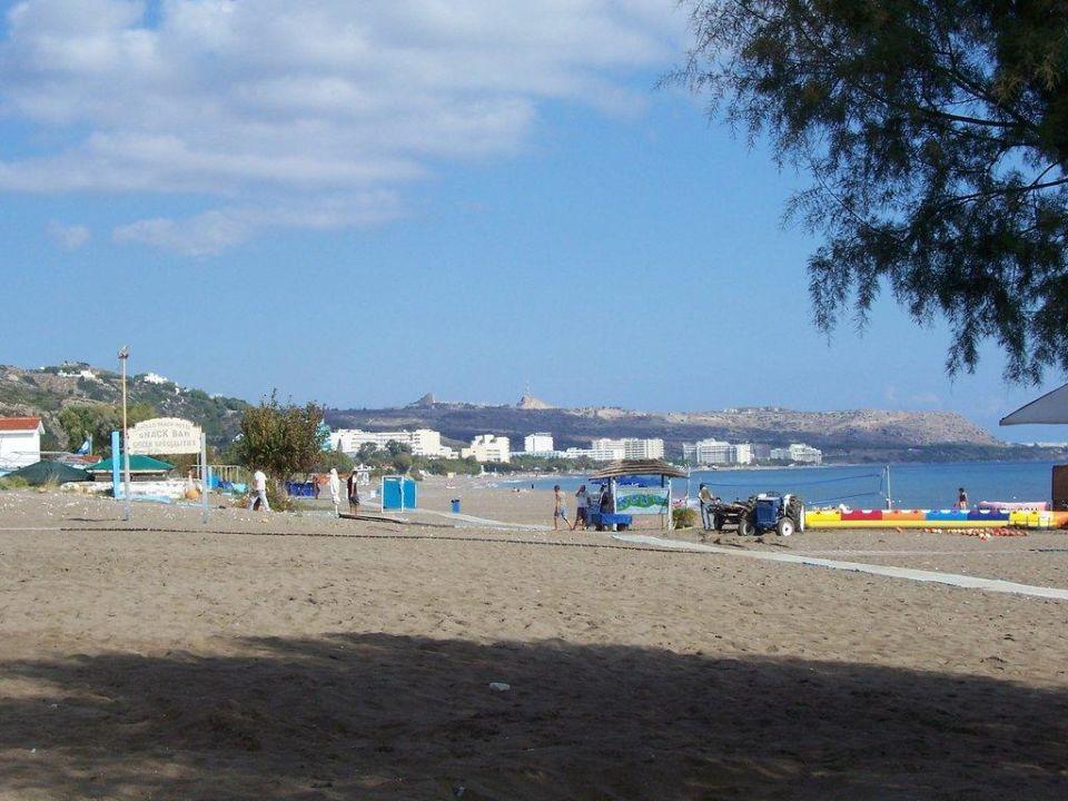 Strand Hotel Apollo Beach