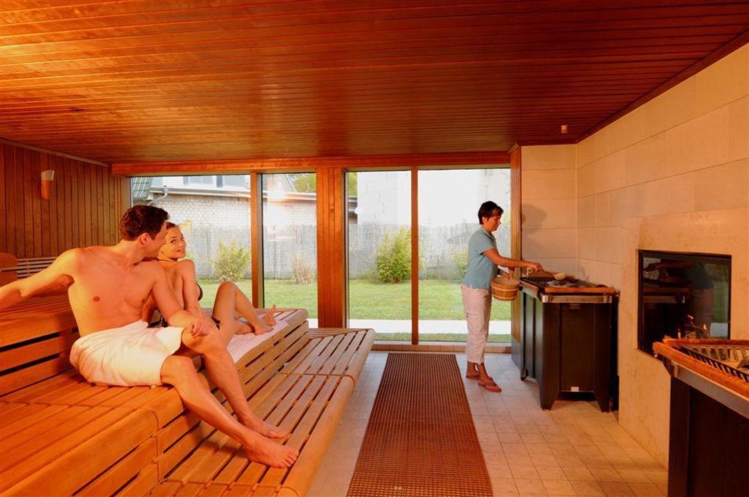 sauna hotel vier jahreszeiten zingst ostseeheilbad zingst holidaycheck mecklenburg. Black Bedroom Furniture Sets. Home Design Ideas
