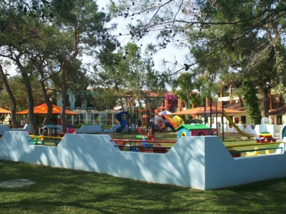 Topolino-Kinder-Club Hotel Majesty Club Kemer Beach  (geschlossen)