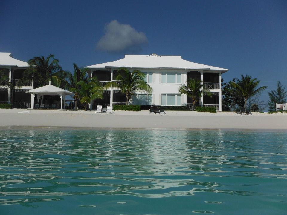 Blick auf eine Villa Hotel Cape Santa Maria Beach / Resort