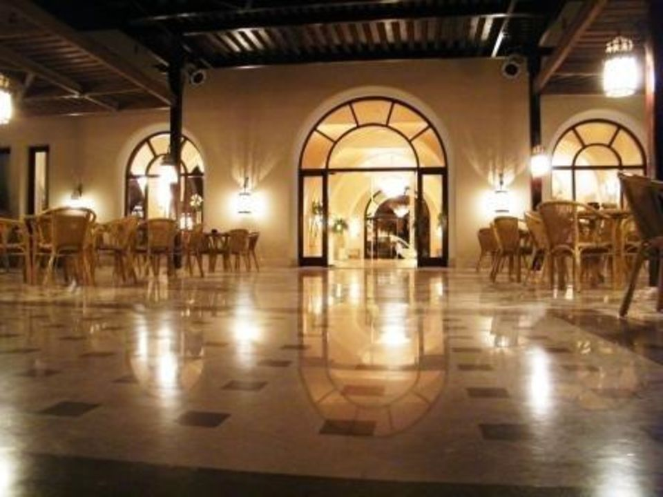 Lobby Hotel JAZ Makadi Star & Spa