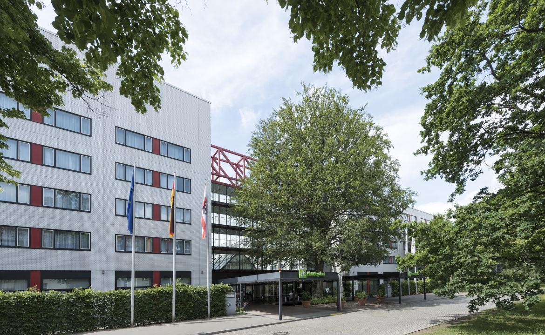 Außenansicht Holiday Inn Berlin City West