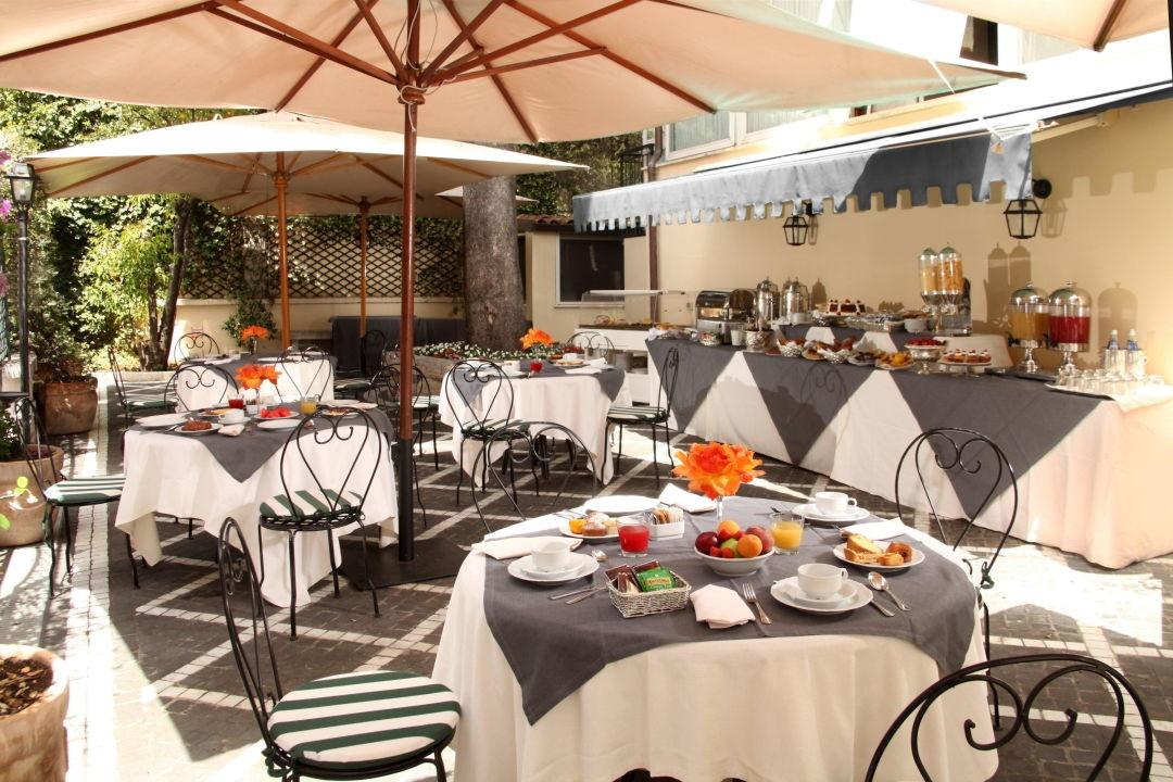 External view  Hotel Degli Aranci