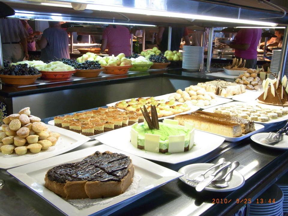 Kuchen Iberostar Royal El Mansour & Thalasso