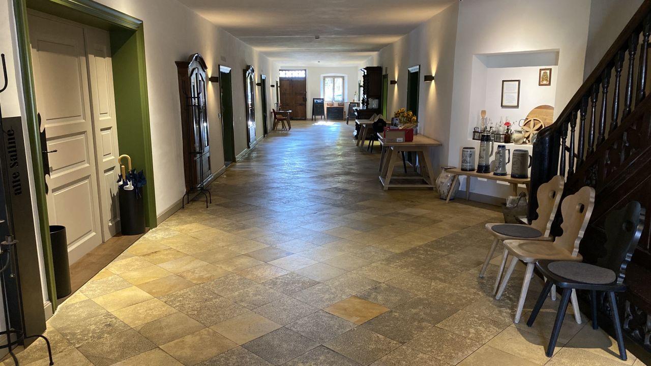 Lobby Gasthof Landhotel Alte Zollstation