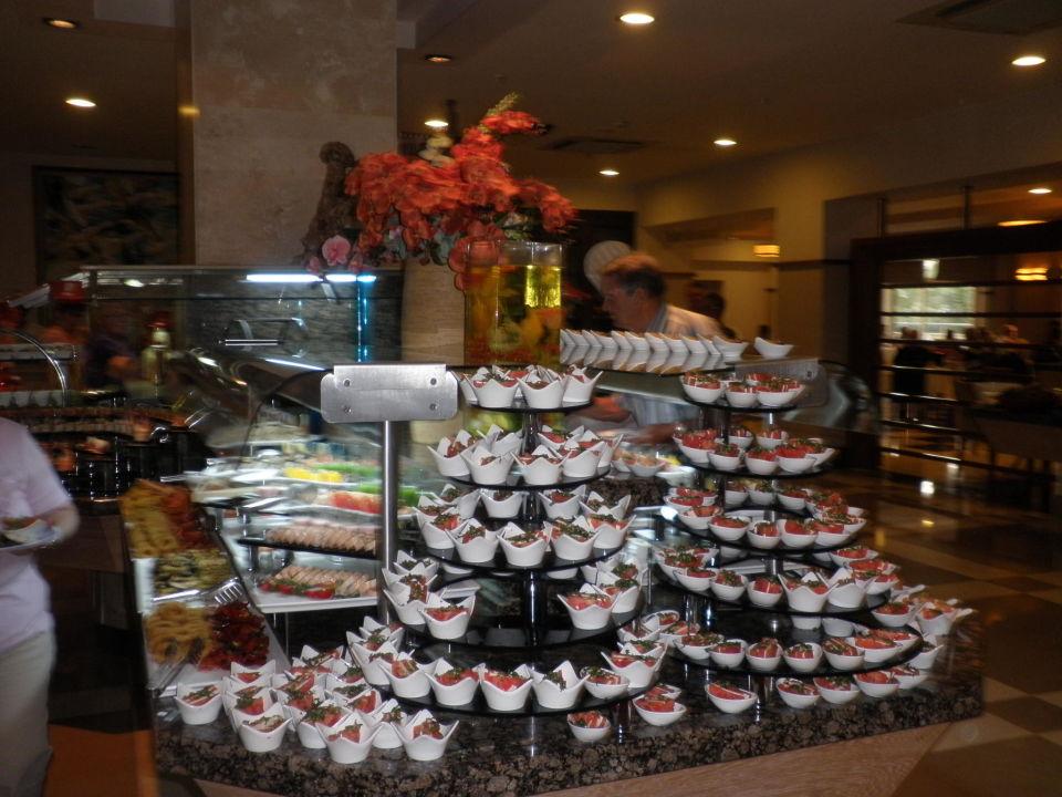 Nachspeisen Büffet Sunis Kumköy Resort Hotel & Spa
