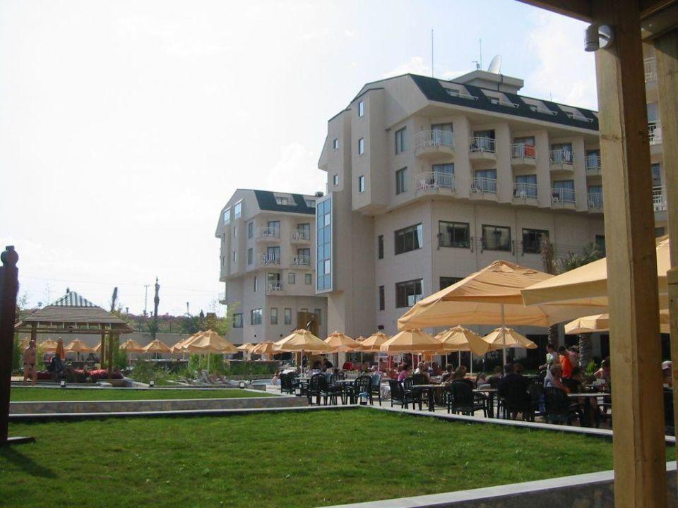 Hotel Hotel Novum Garden Side