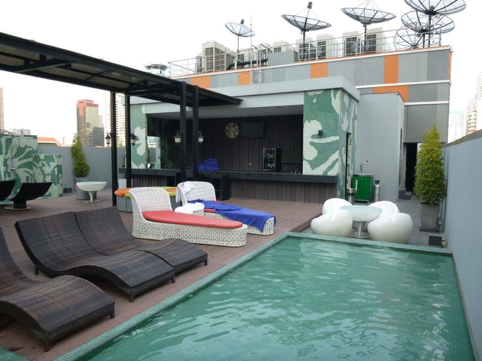 pool am dach hotel citrus sukhumvit 13 bangkok in bangkok holidaycheck bangkok thailand. Black Bedroom Furniture Sets. Home Design Ideas