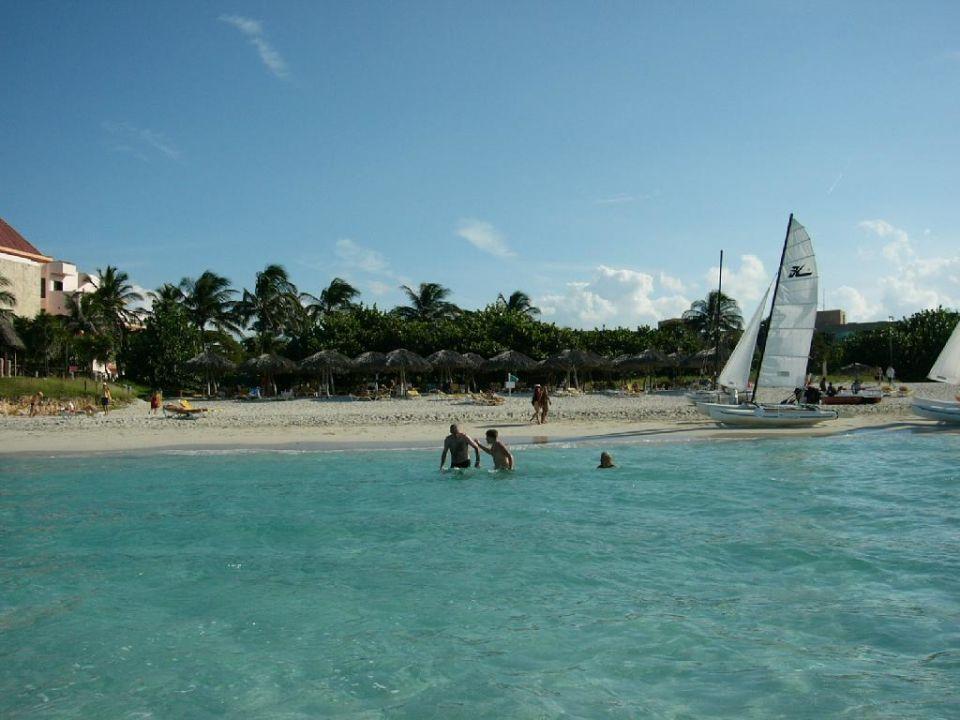 Kuba - Varadero - Iberostar Bella Costa - Strand Hotel Superclubs Breezes Bella Costa