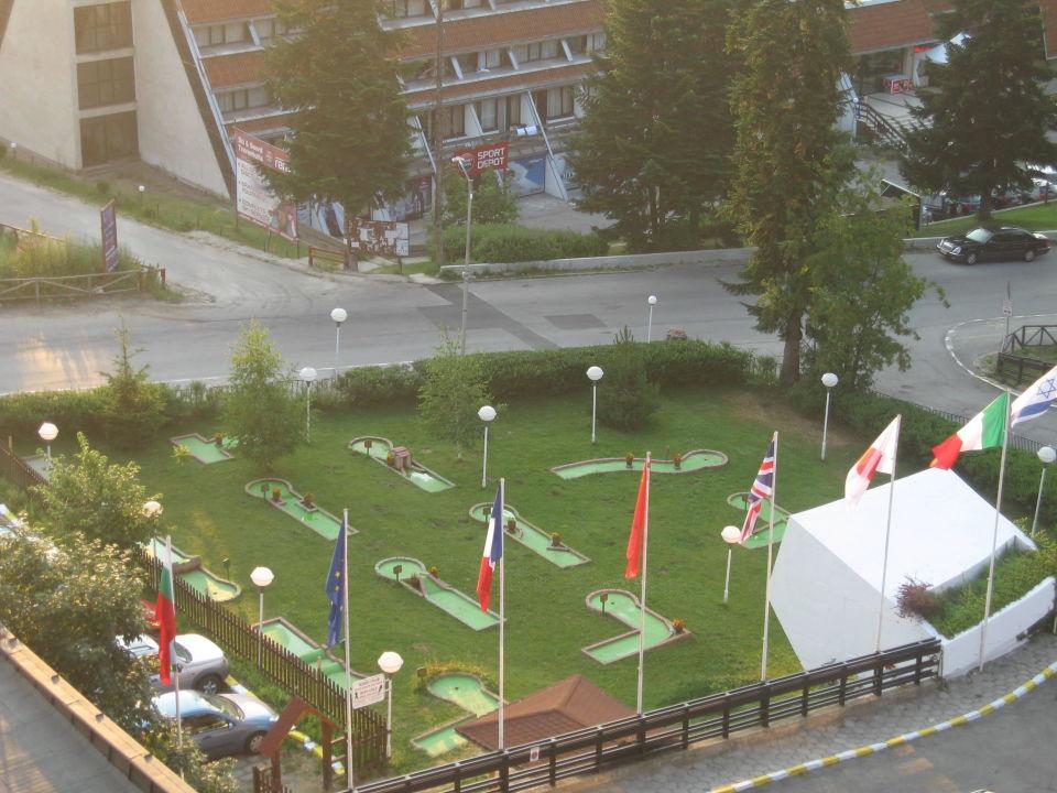 Mini Golf Hotel Samokov
