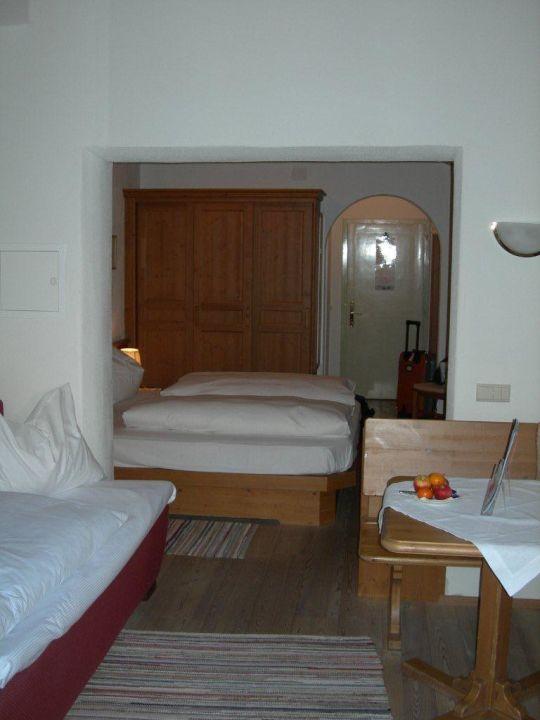 Stanza standard nord Berghotel Sexten