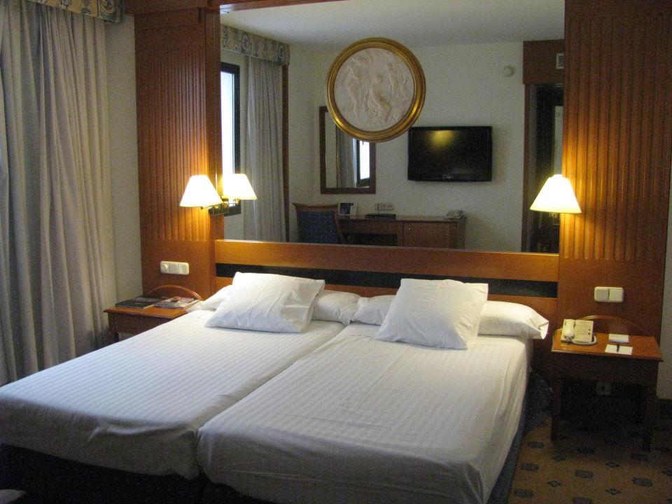 Betten Hotel Melia Granada