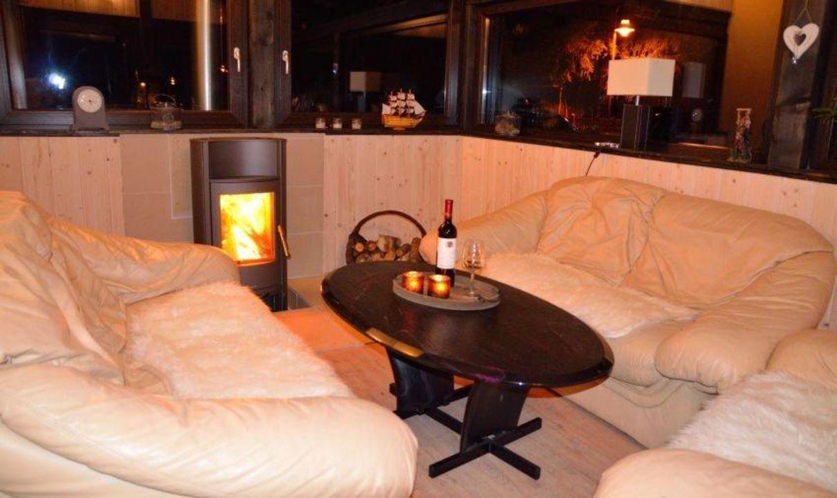 sauna im aussenbereich apartmenthaus liubas insel. Black Bedroom Furniture Sets. Home Design Ideas